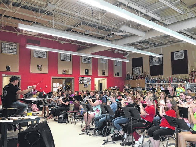 On Sunday, May 6, there will be performances by the PPHS Band, the Advanced Steel Drum Ensemble, and jazz band as well as the presentation of the senior awards. The PPJHS Band will perform its spring concert on Thursday, May 10.