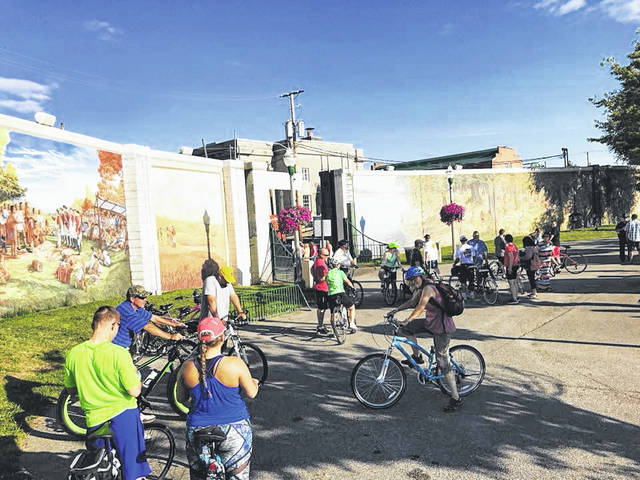 Bike Point is a community organization for local residents who want to be involved with the Point Pleasant Bike and Pedestrian trail.