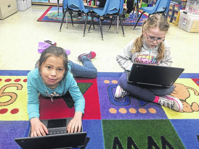 Students at PPPS can now do several new activities related to technology.