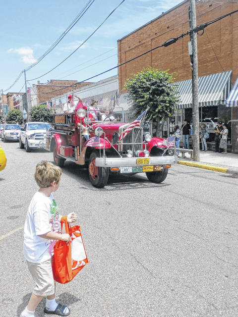 The annual Memorial Day Parade returns this Saturday in Point Pleasant.