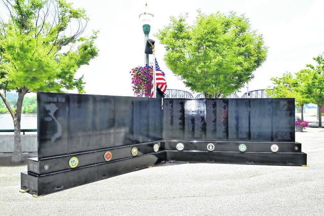 The West Virginia Vietnam mobile wall will be on site for public view this weekend. The wall contains 731 names of individuals who are all from West Virginia. West Virginia had more K.I.A.'s, per capita, than any other state. The West Virginia Vietnam mobile wall has added a new section to include West Virginian's who gave their lives in modern day wars. The mobile wall will be on display Saturday, June 2, in Harris Riverfront Park at the 10th Street flood wall entrance from 9 a.m. - 5 p.m. with an opening ceremony being held at 10 a.m.