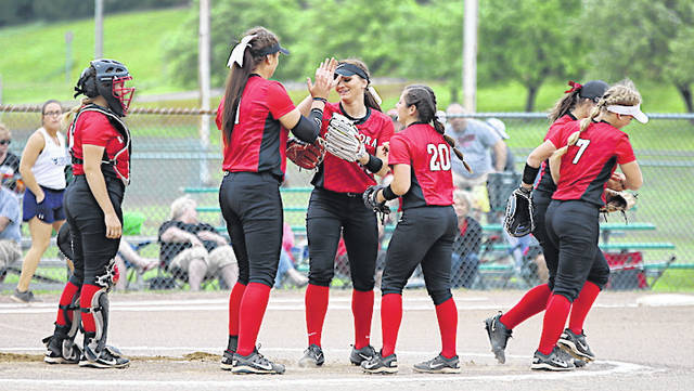 The University of Rio Grande was declared the champion of the River States Conference Softball Tournament after inclement weather prevented the tourney's conclusion on Sunday. The RedStorm will learn where they're headed in the NAIA National Tournament on Tuesday night.