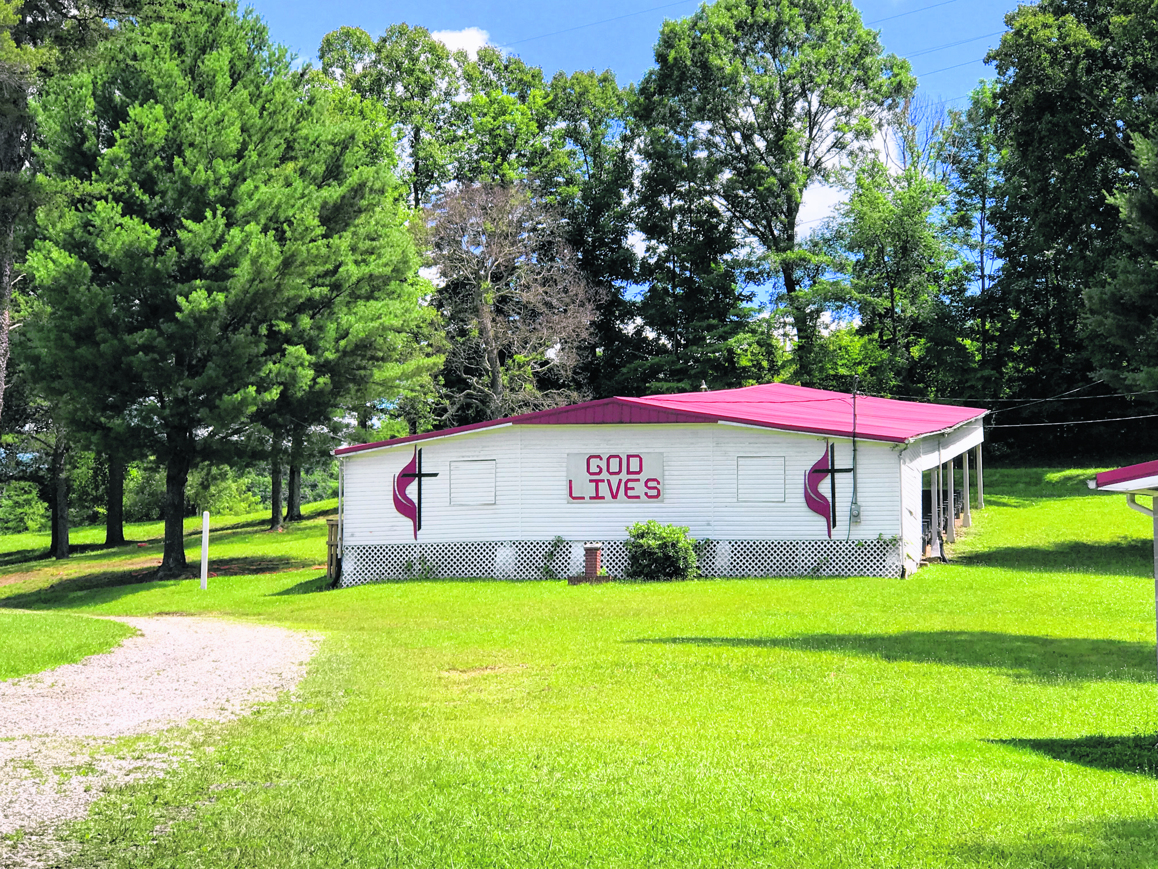 """Union Camp Ground in Letart, pictured, will be the site of the annual """"Camp Meeting,"""" set for July 8-15 at 7 p.m. nightly. The eight-day meeting has been ongoing for over 95 years."""