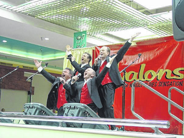 The Avalons are more than an average band, they incorporate comedic antics and costumes to provide their audiences with a fun show.