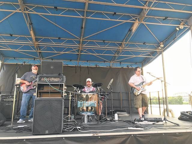The Deep Creatures, pictured here, play Mayor's Night Out Aug. 24.