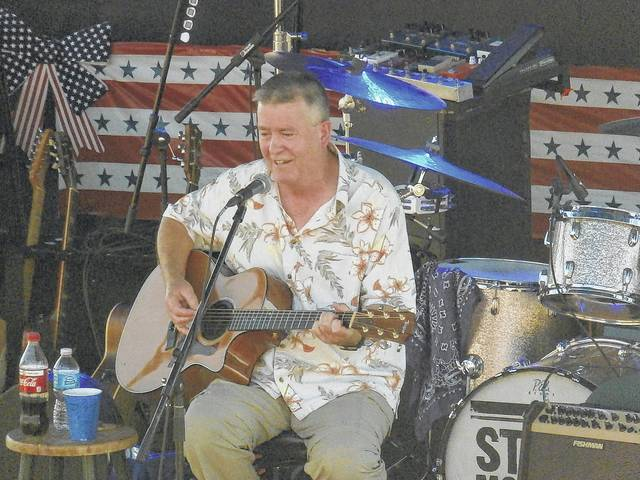"""With a twist on classic country and rock, as well as his well-known originals, Doeffinger always brings a """"team"""" of fans wherever he sets up his microphone and plugs in his acoustic guitar."""