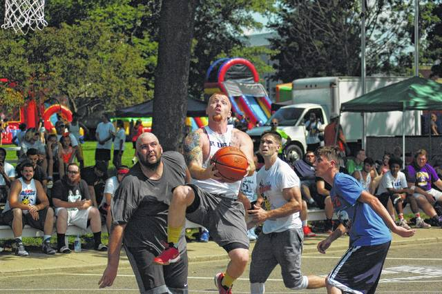 The Hoop Project will return to Gallipolis City Park this weekend.