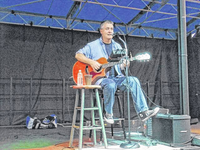 Paul Doeffinger will be Hot Summer Nights next featured performer with over 45 years of musical experience.