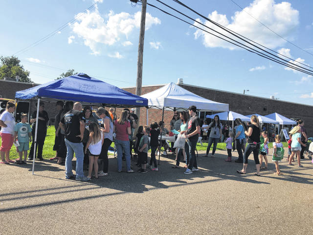 Classes have resumed at Mason County schools today (Wednesday). The students had to say goodbye to their summer break and hello to a new school year. A few local schools helped ease the transition, by holding a back-to-school bash such as Point Pleasant Primary School (PPPS). Several friends of PPPS were in attendance to hand out information and giveaways on Tuesday. Students were able to find out who their teachers are for the year, take a tour of the school and participate in a scavenger hunt. More on the first day of school in Mason County in tomorrow's <em>Register</em>.