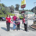 McDonald's holds Grand Re-Opening
