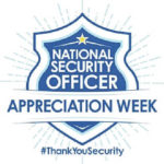 Holzer celebrates National Security Officer Appreciation Week