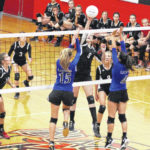 Lady Knights sweep TVCS