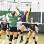 Southern sweeps Lady Vikings in sectional semi
