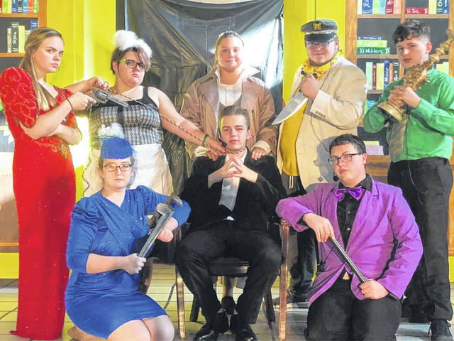 "Members of the Wahama High School Chorus will be starring in an interactive murder mystery dinner-theater this weekend, when they present ""Clue The Musical."" Saturday's dinner begins at 6 p.m., with the show at 7 p.m. On Sunday, dinner will begin at 1 p.m., with the show at 2 p.m. The shows will have different endings, allowing people to attend both performances."
