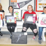 Wahama artists honored