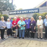 Woodman Chapter visits Tennessee