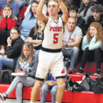 Raiders top Point, 53-40