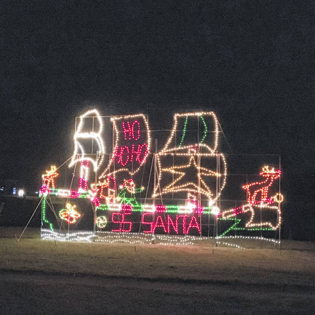 Krodel Park's Christmas Fantasy Light Show has had a good turnout of guests so far this year and people still have an opportunity to see the show until it closes for the season. The light show will continue to run nightly from 5:30-9 p.m. until Monday, Dec. 31.