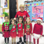 PPPS staff and students are ready for Christmas
