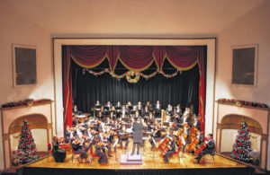 'Voices of Christmas' ring Saturday