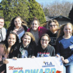 Point Pleasant YLA attend annual fall conference