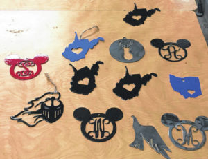 Creativity, craftsmanship in welding projects