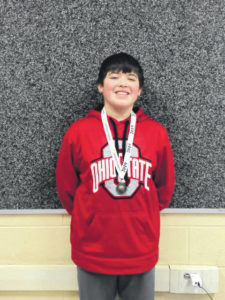 Local student takes top honors