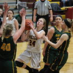 Lady Marauders march past Eastern, 61-35