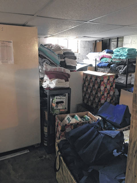 The Mason County Homeless Shelter has been receiving a large amount of donations from those in the community.