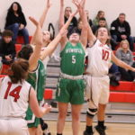 Winfield sweeps Lady Knights, 55-45