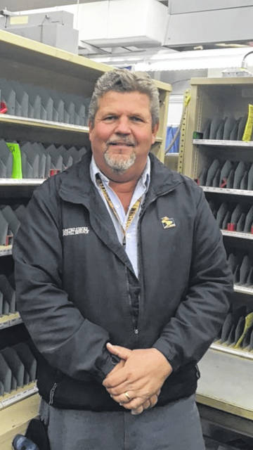 Roger Donahoe has retired from the Point Pleasant Post Office after working there for 36 years.