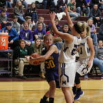 Miller ousts Lady Tornadoes, 43-22