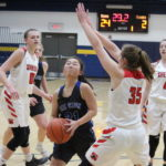 Lady Generals oust Gallia Academy, 54-11