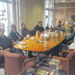 Carey visits Chamber Chatter