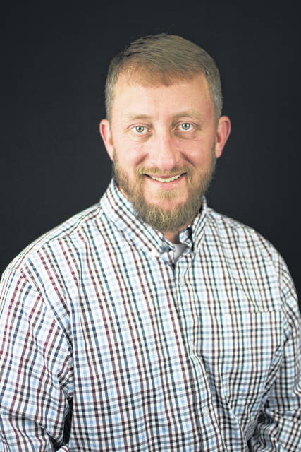 Josh Bodimer, pictured, is in his second year on the board of the Gallia County Chamber of Commerce.