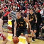 Eastern ousted by Jeeps, 63-50