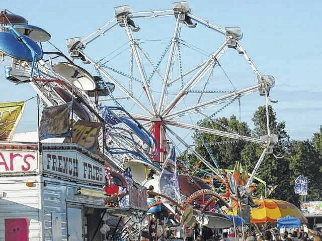 The Mason County Fair is one of Mason County's largest events of the year and a favorite of residents.