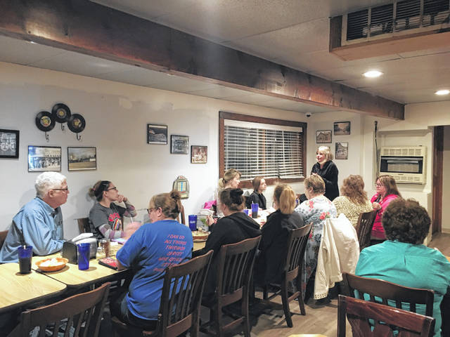 The inaugural meeting for the Mason County Kitty Korral was recently held at Village Pizza Inn in Point Pleasant, updates on the group can be found on their Facebook page Mason Co. Kitty Korral.