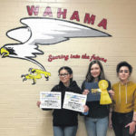 Wahama art students recognized