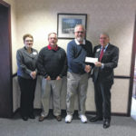 OVB donates towards Gold Star Mothers Monument