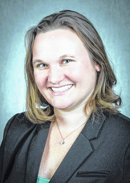 Karrie Swain Davison, pictured, is a newly-elected member of the Gallia County Chamber of Commerce.