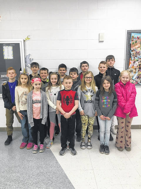 The students chosen for Point Pleasant Intermediate School (PPIS) February Students of the Month were as follows in third grade, Mya Huckaby, Kynadee Pethtel, Vincent Anthony, and Lily Wray; in fourth grade, Marley Taylor, Hayden Hunt, Callee Fowler, and Ryan Smith; in fifth grade, Baileigh Kohen, Gavin Barnett, Caden Hesson, Bryant Stone; in sixth grade, L.J. Leach, Alexander Talada, Allison Crawford, and Logan Holland. The theme of February was honesty.