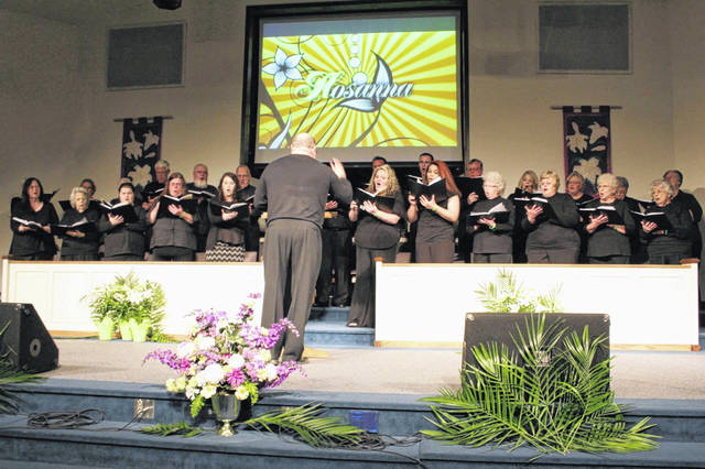 """The 12th annual Easter Cantata, """"Hallelujah, Praise The Lamb,"""" will be held during Palm Sunday weekend, April 13-14, 7 p.m. at Main Street Baptist Church."""