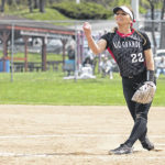 RedStorm softball divides pair with Point Park