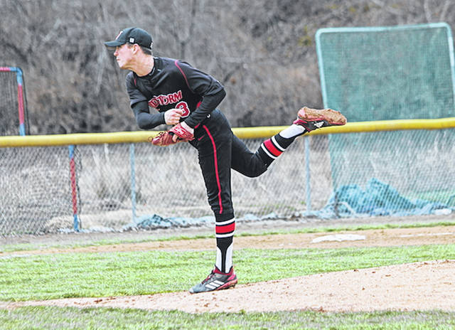 Rio Grande senior right-hander Zach Harvey became the school's all-time leader in shutouts and set a new career-high with 14 strikeouts in a 1-0 win over Indiana University-Kokomo, Saturday night, at Kokomo Municipal Stadium. The shutout was the seventh of Harvey's career.