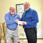 Homeless Shelter receives donation