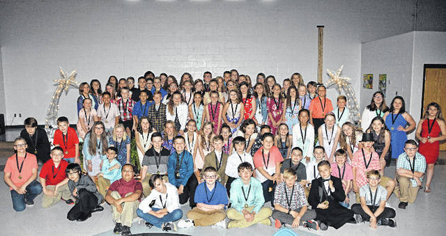 Recently, Point Pleasant Intermediate School (PPIS) held the school's inaugural Academic Gala to recognize students meeting state standards and above on the 2018 State Assessment.