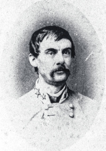 Confederate General John Echols.