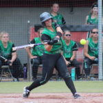Lady Eagles bounced by Peebles, 9-0