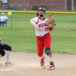 Lady Falcons outlast Williamstown, 4-2